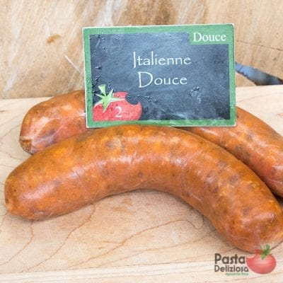 Saucisses douces (pqt 2)